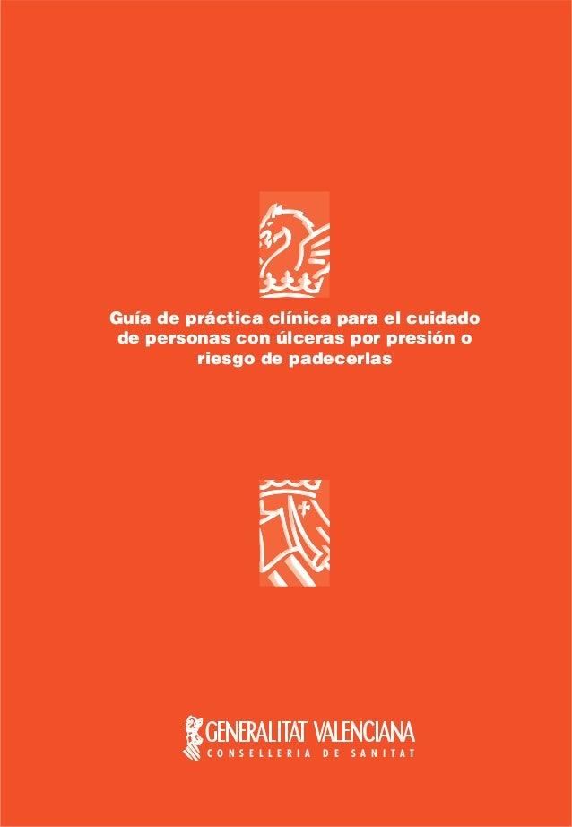 Cuidado de personas con ulceras por presion o riesgo de..