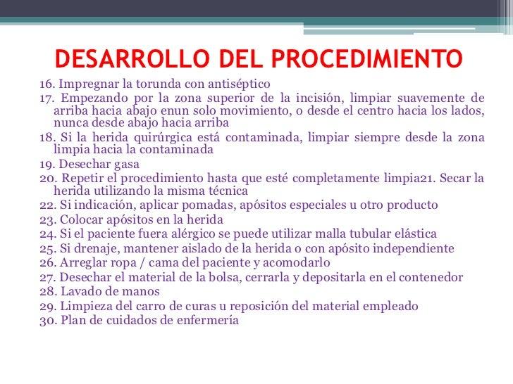 Jeringas, recipientes para muestras (cultivo)</li></ul>Guantes estériles<br />Guantes no estériles<br />Paño estéril<br /...