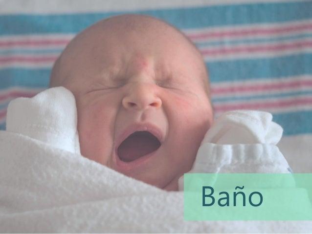 Cuidados del recien nacido en casa - Bano del recien nacido ...