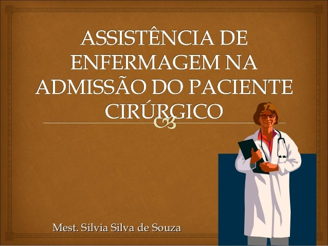 Mest. Silvia Silva de SouzaMest. Silvia Silva de Souza
