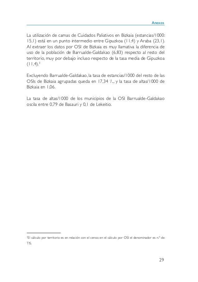 Plan de Cuidados Paliativos de Euskadi 2016-2010