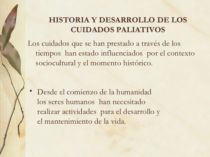 Cuidados paliativos FESI-UNAM
