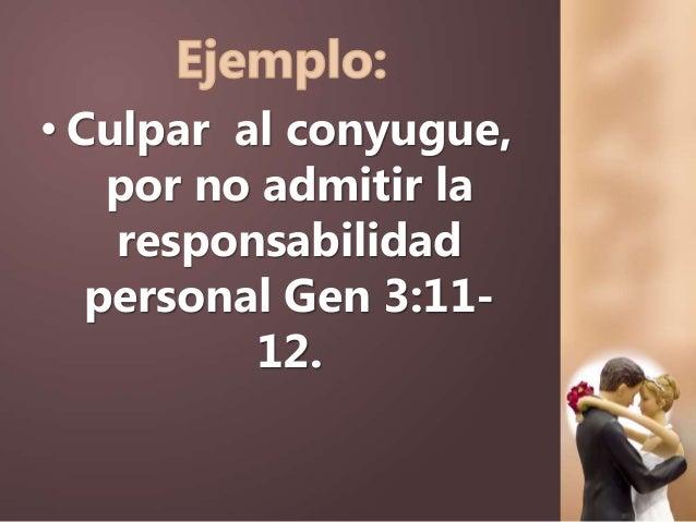 • Dentro del hogar, la división y contiendas entre los hermanos de sangre Gen 4:8.