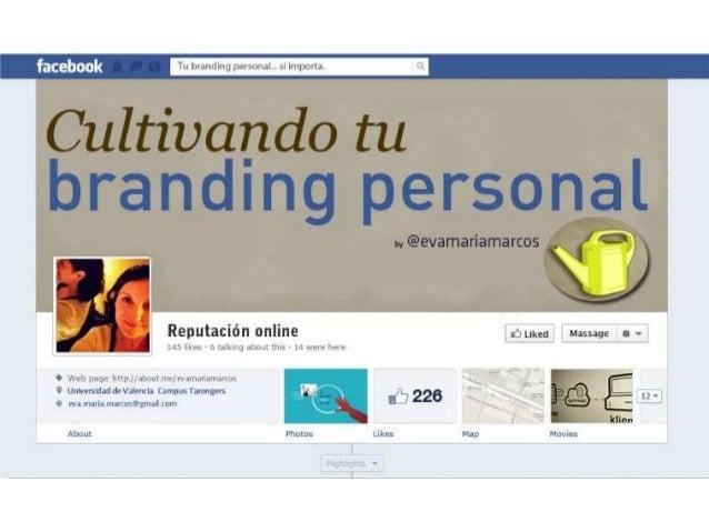 Cuidando tu branding personal