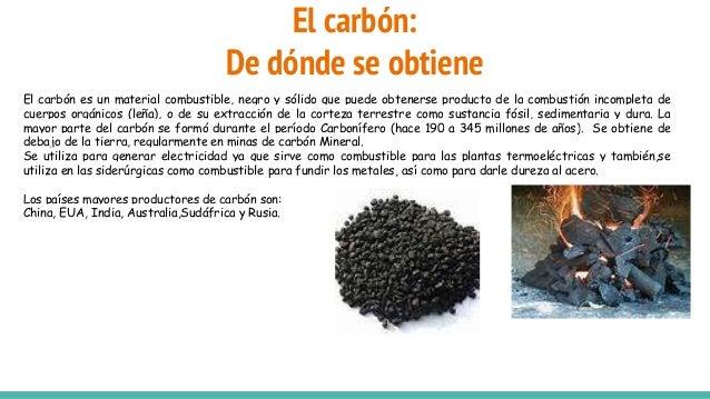Cu l es el impacto de los combustibles y posibles for De donde se obtiene el marmol