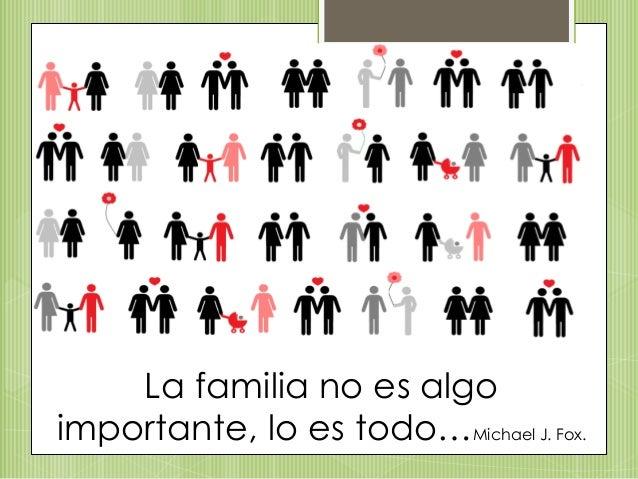 Cuáles son los tipos de familia que