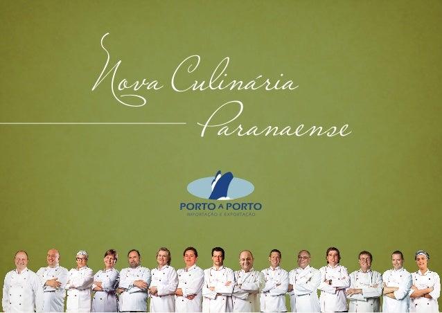 Nova Culinária Paranaense