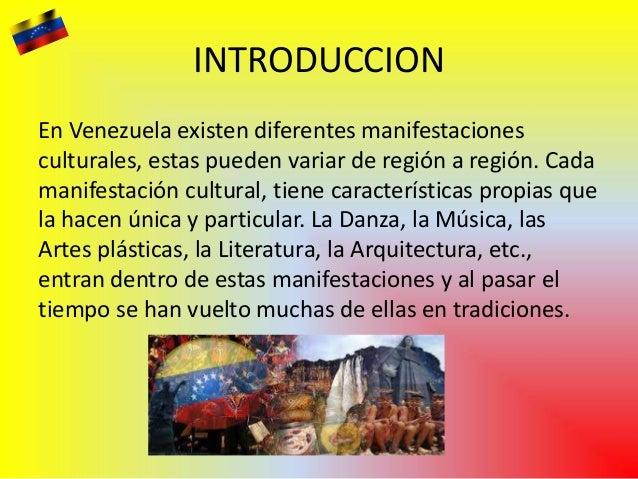Cultura en venezuela Slide 2