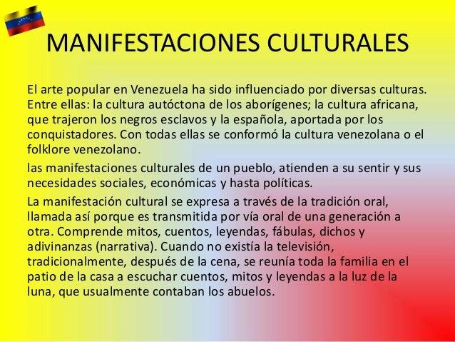 Cultura en venezuela Slide 3