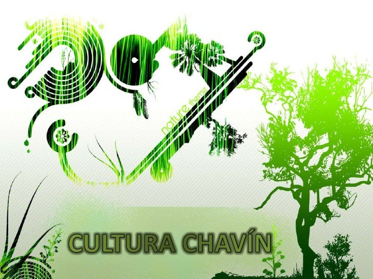 CULTURA CHAVÍN<br />