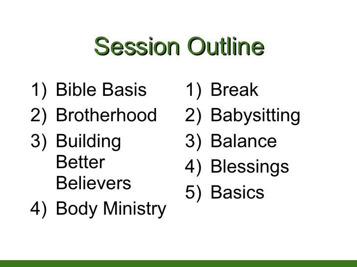 Cultivating a Cutting-Edge Children's Church Slide 3