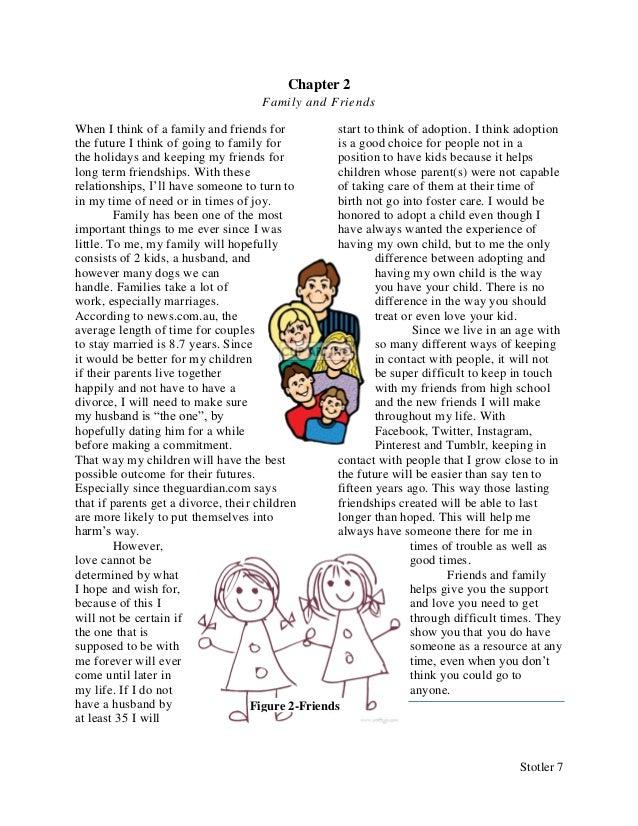 Essay On My Family  I Love My Family Essay Essay On My Family