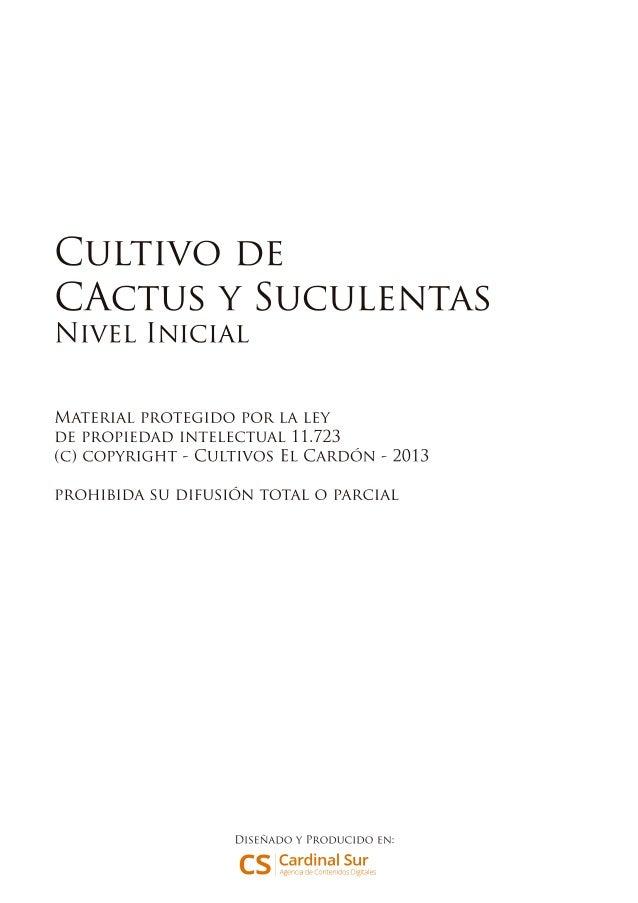 Cultivo de-cactus-y-suculentas-material- pdf-final Slide 2
