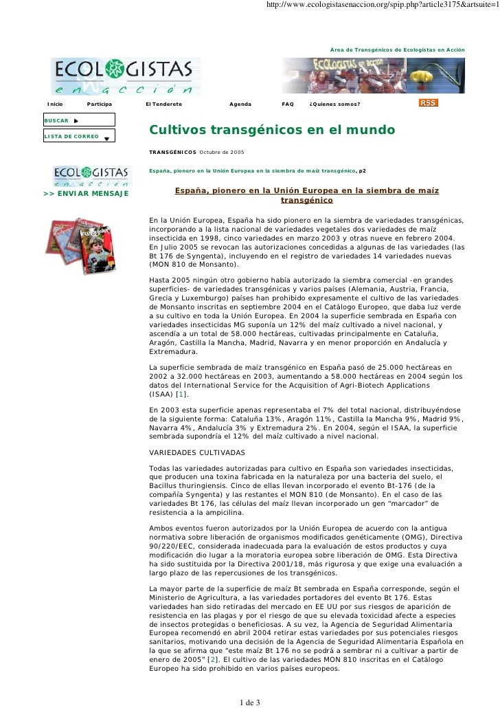 http://www.ecologistasenaccion.org/spip.php?article3175&artsuite=1                                                        ...