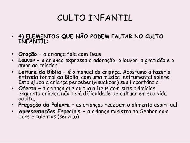 Favoritos Culto infantil 2012 VV64