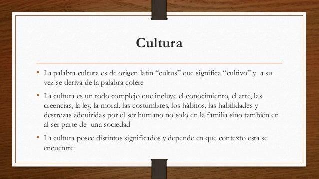 Cultura Slide 3