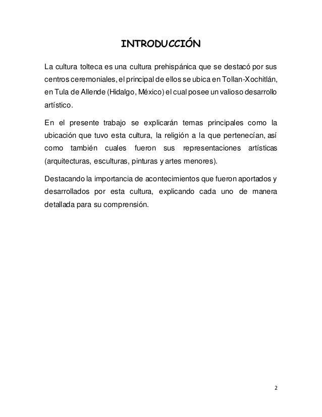 Cultura tolteca-word Slide 2