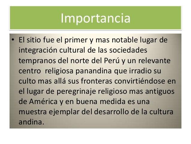 Cultura chavín Slide 3