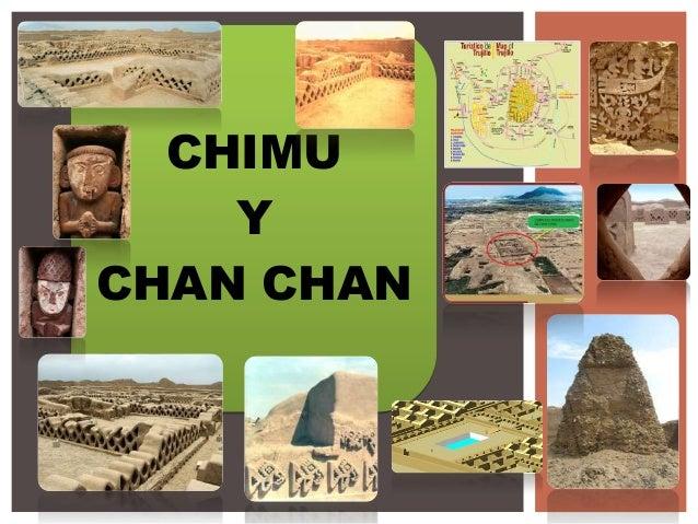 CHIMU Y CHAN CHAN