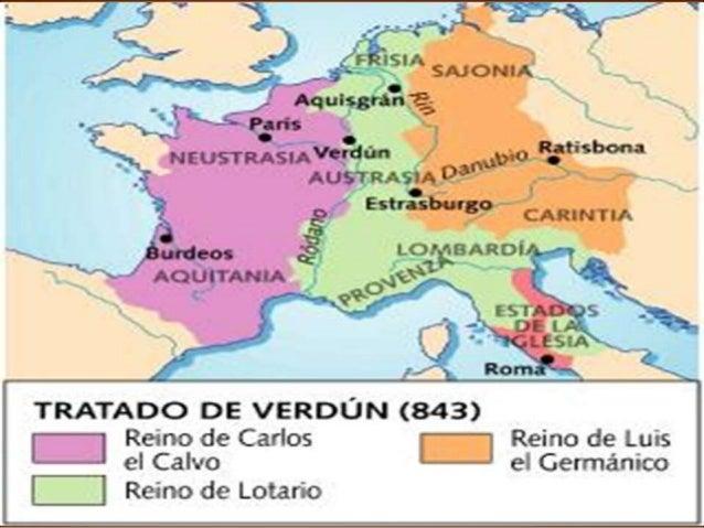• No séc. X o Imperador Otão I aliou-se ao Papa (como antes dele Carlos Magno o havia feito) e da união dos territórios ge...