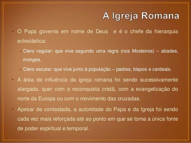 • Em 529, S. Bento escreveu os primeiros Regulamentos, na abadia de Montecassino. • Esta Regra serviu de modelo para a mai...