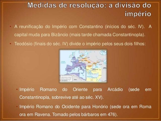 • Os povos germanos, a que os romanos chamavam de bárbaros por não possuírem a civilização romana, viviam para lá dos limi...
