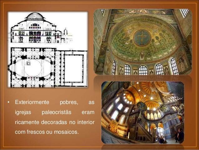 Corte e planta da Igreja de Santa Sofia