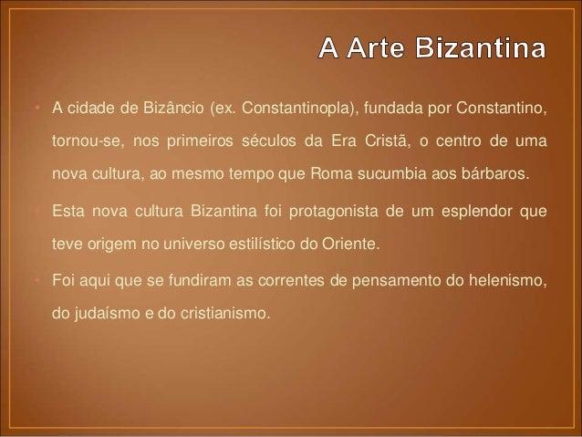 • Influenciada na tradição romana e nas influências bizantinas, a arte carolíngia foi humana, realista, figurativa e monum...