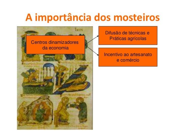 OS GUARDIÃES DO SABERSéculos V-VIII         Invasões bárbaras                  Sem poder central, escolas                 ...