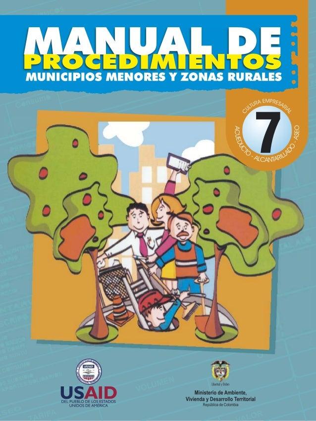 1 Manual de Procedimientos Procesos y procedimientos