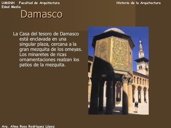 Cultura islamica - La casa de la mezquita ...