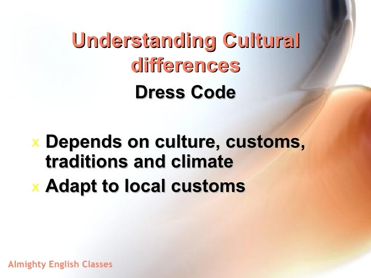 the need for cultural awareness respect Cultural awareness is the ability to notice and respect these differences showing consideration for the cultural norms of others makes a person more hospitable in a home country, and better equipped to fit in when traveling abroad.