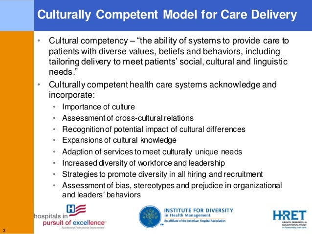 cultural awareness in the healthcare environment In this chapter i will be looking at ways to establish an environment that ensures: cultural safety within addressing cultural safety and cultural awareness.