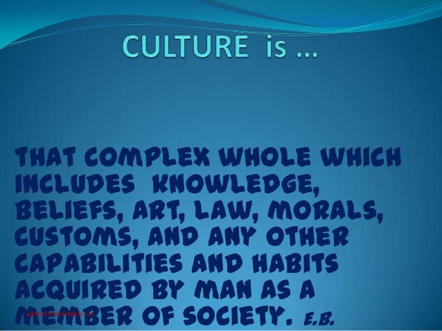 culture implication The acceptance and management of cultural diversity have been promoted and touted as a positive tool in social and organizational engineering aimed at solving and .