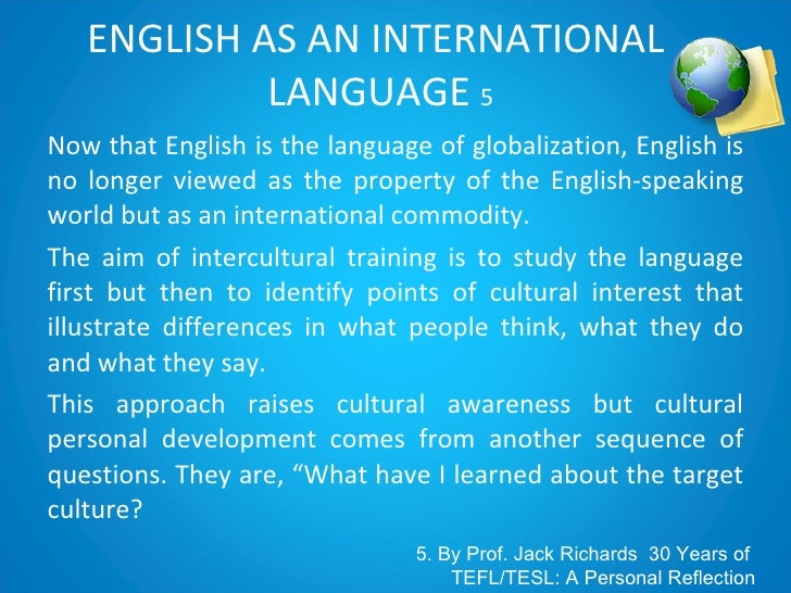short essay about importance of english