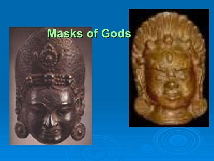 Masks of Gods