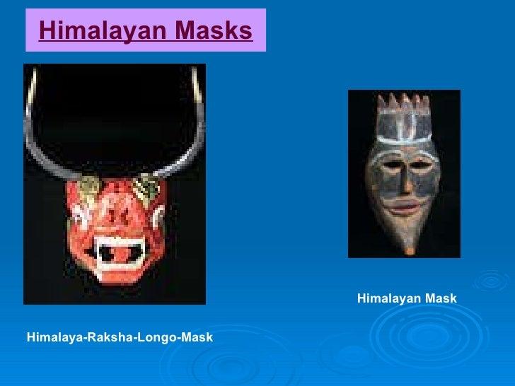 Himalayan Masks Himalaya-Raksha-Longo-Mask Himalayan Mask