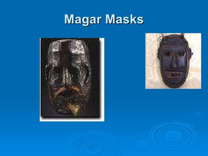 Magar Masks