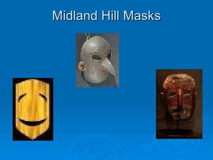 Midland Hill Masks