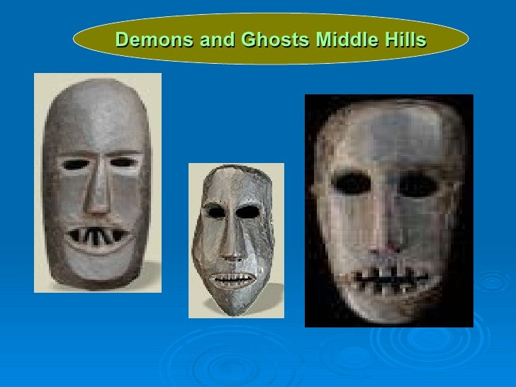 Demons and Ghosts Middle Hills