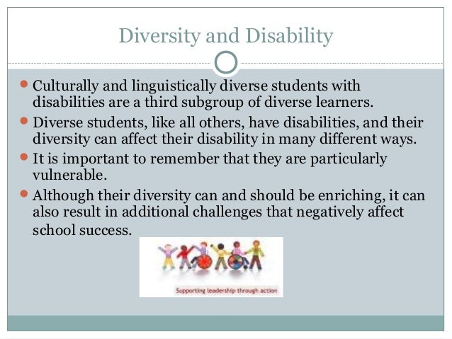 Disability services cultural and linguistic diversity strategy