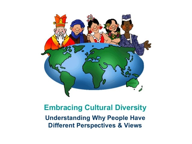 Culture Awareness and Cross Cultural Understanding