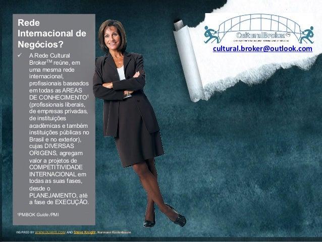 INSPIRED  BY  WWW.DUARTE.COM  AND  Steve Knight,  Normann  Kastenbaum       Rede Internacional de Negóci...