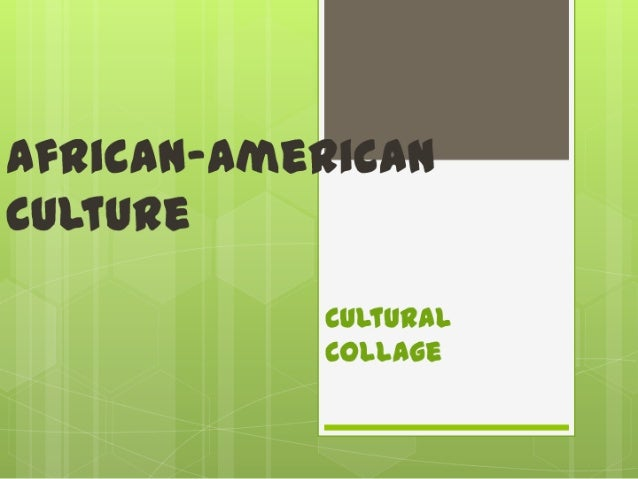 Cultural collage