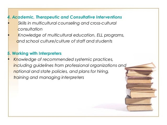 cultural awareness in counselling practices Effective counselor:cultural bias in theory and practice, stress and burnout theory and practice of counselling social sciences psychology.