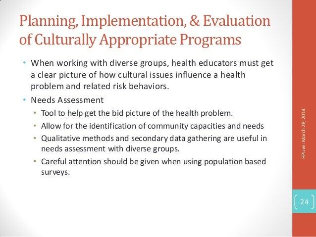 A Framework for Program Evaluation