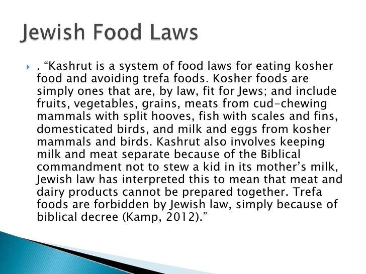 jewish food laws | Food
