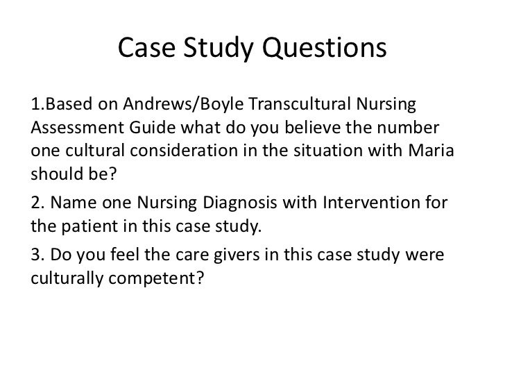 case studies nursing assessment Available evolve resources include: appendices case studies complete physical examination form health promotion guides learning outcomes multiple choice review questions nursing diagnoses boxes physical examination audio summariesquick assessments for 20 common conditionssummary checklists/li.