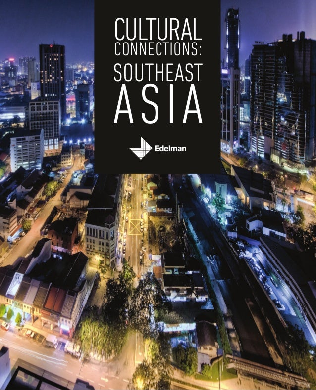CULTURALCONNECTIONS: SOUTHEAST ASIA