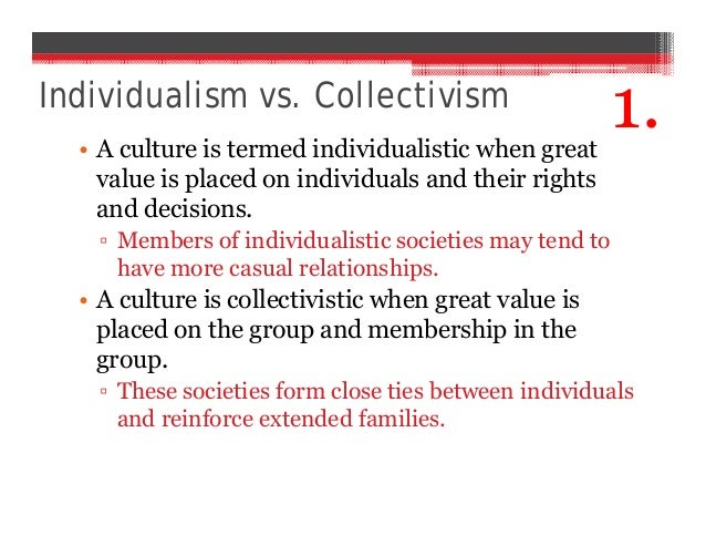 Individualism vs collectivism culture pdf files